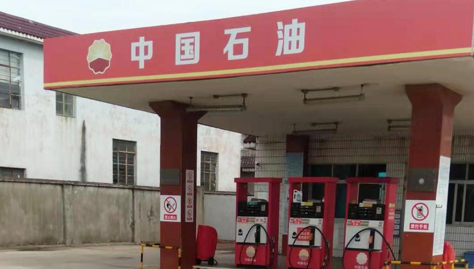 江苏南通启东市中石油安装龙门5刷洗车机