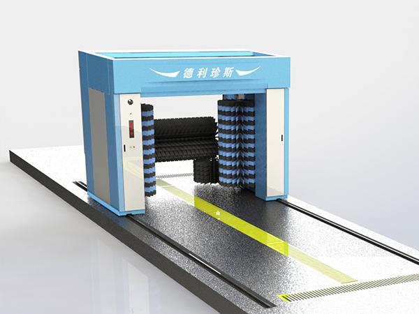 2021新款往复式洗车机