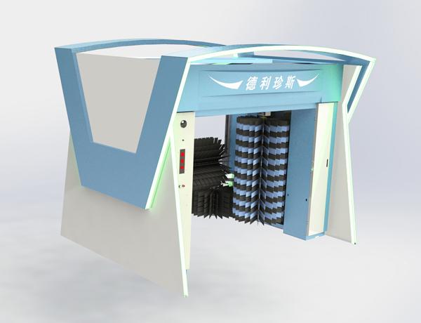 DLZS-UX-ZN-5无人值守洗车机
